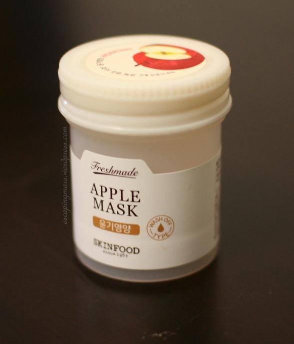 Skinfood Apple Mask 1