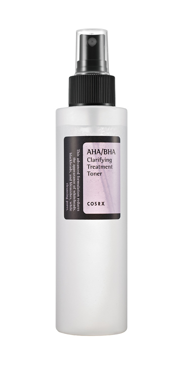 COSRX BHA AHA Clarifying Treatment Toner