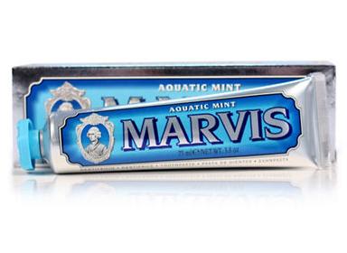 Marvis Toothpaste Aquatic Mint