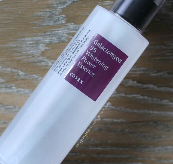 cosrx galactomyces whitening essence