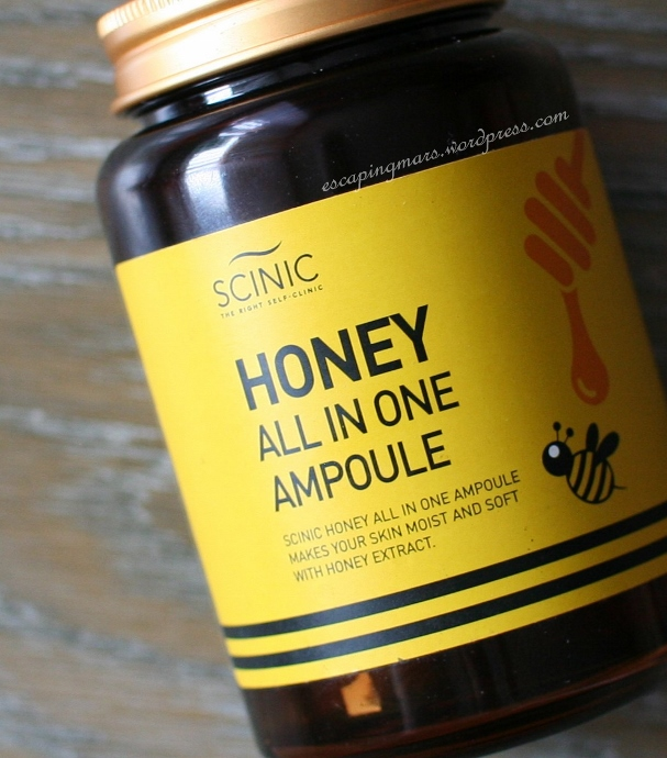 scinic honey