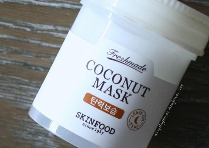 skinfood coconut mask2